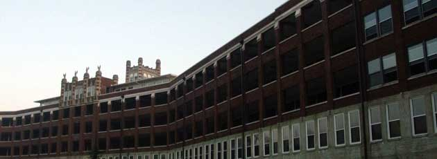 Waverly Hills Sanatorium Investigation