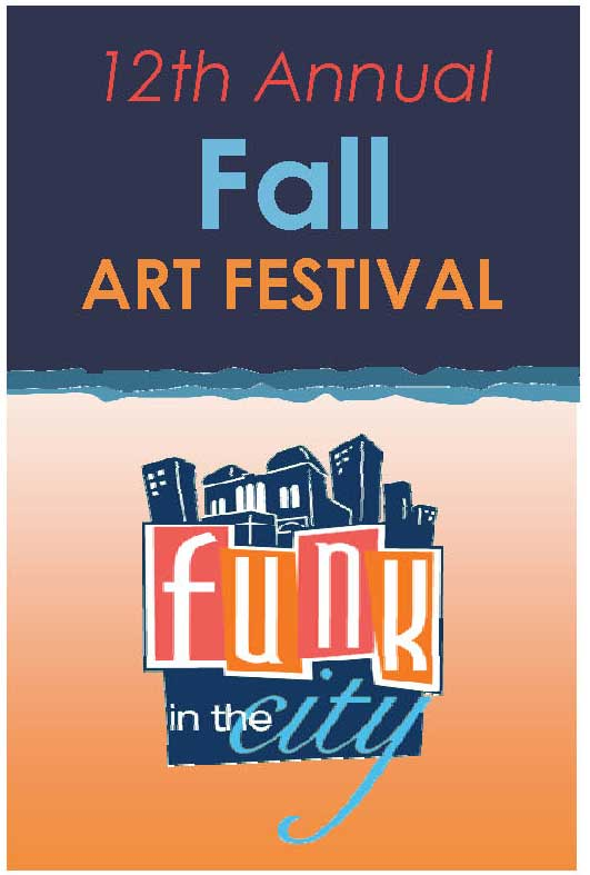 Funk in the City Art Festival fall 2014 photos