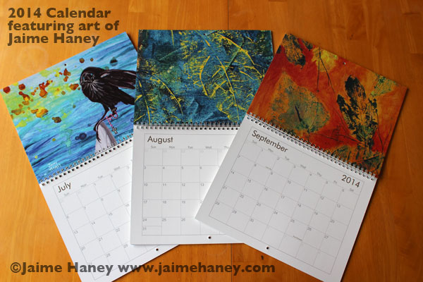 2014-Calendar-Jaime-Haney-July-August-September