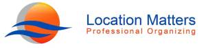 Location matters logo banner