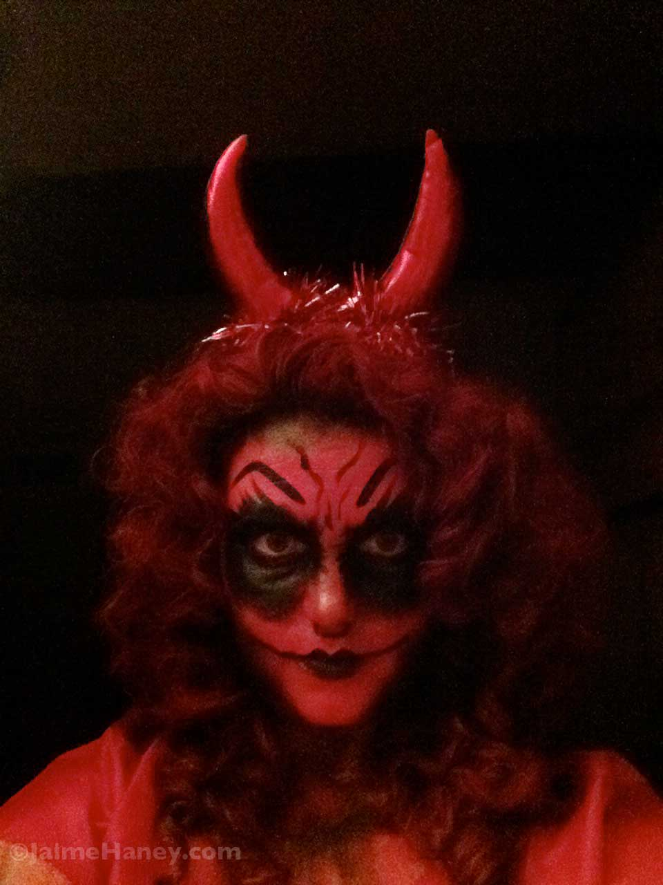 She Devil - my 2014 Halloween Costume Creation & Tutorial ...