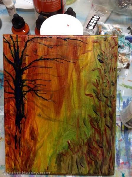 Refining the tree...