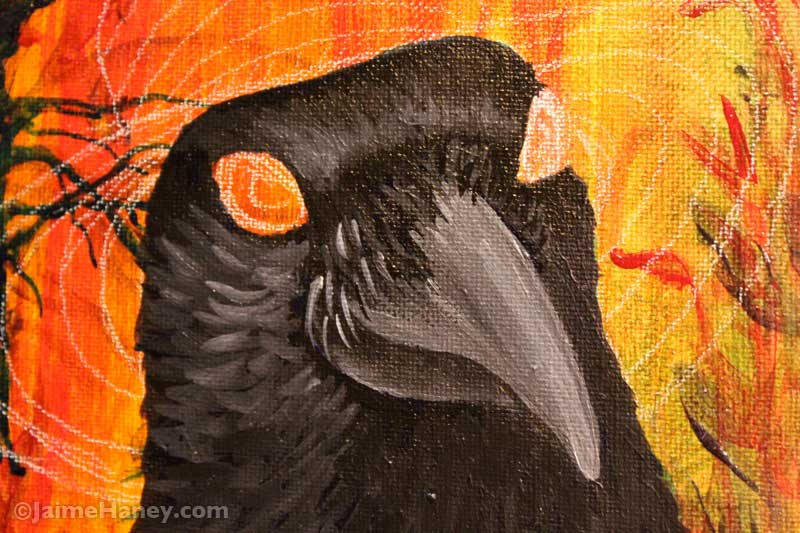 refining feathers and whiskers