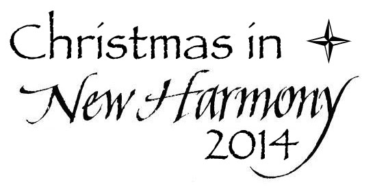 Christmas in New Harmony Artisans Market