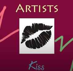 Artists Kiss