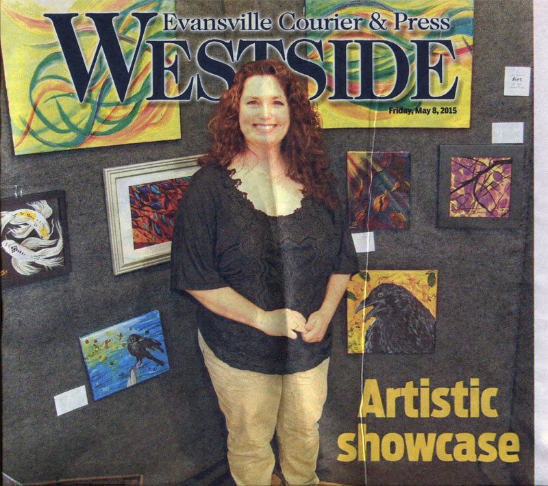 cover of Westside, an insert from the Evansville Courier and Press newspaper
