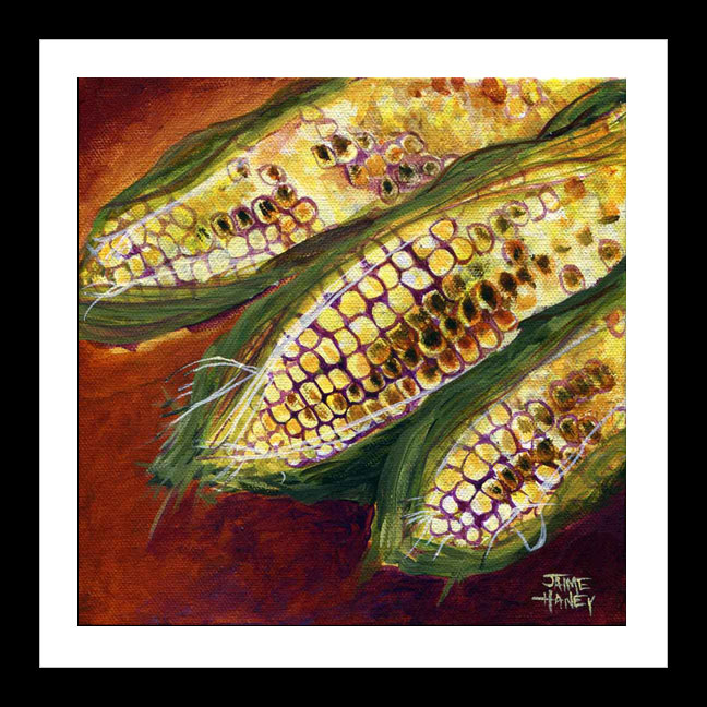Smoky Maize Jaime Haney Fine Art
