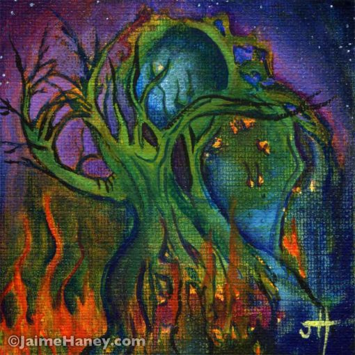 Tree Man of Fear the Fire No More