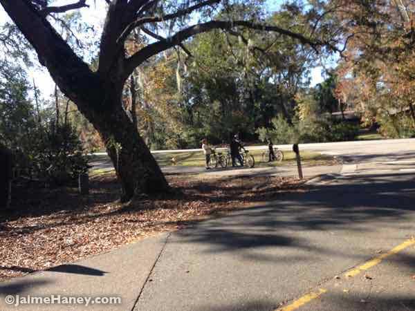 Hilton Head bicycling