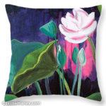 Lotus Garden 2 Pillow