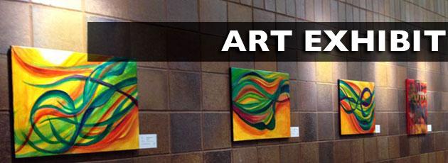 Summer Painting Exhibit