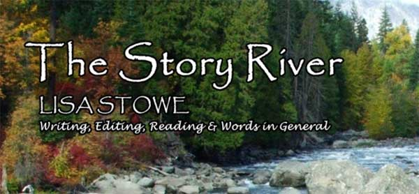 The Story River header