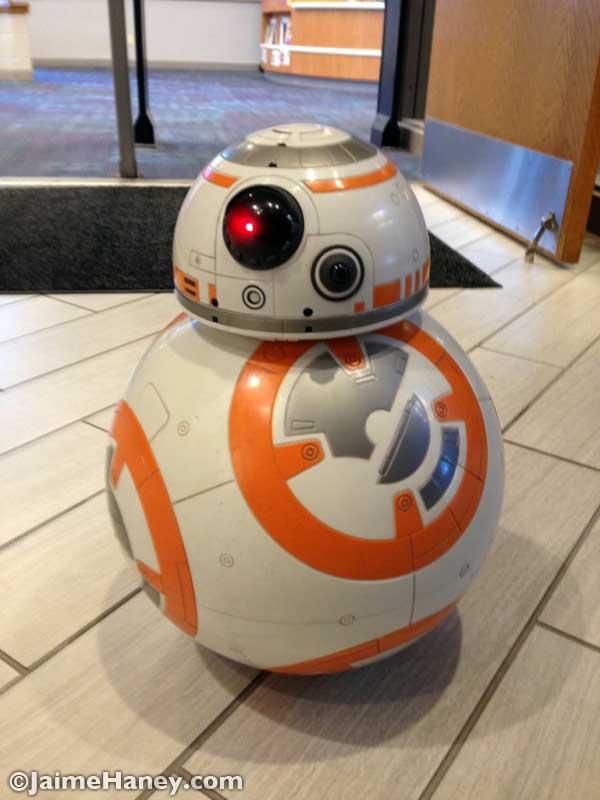 Sphero BB8 robot